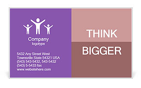 0000082839 Business Card Template