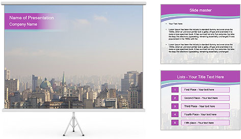 0000082883 PowerPoint Template