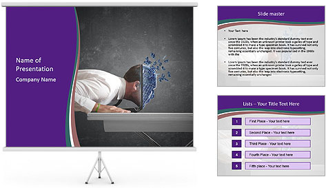 0000082889 PowerPoint Template