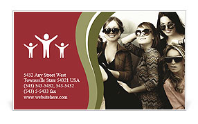 0000082909 Business Card Template