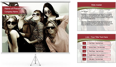 0000082909 PowerPoint Template