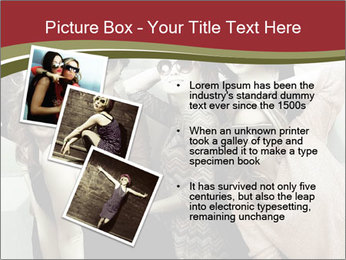 0000082909 PowerPoint Template - Slide 17
