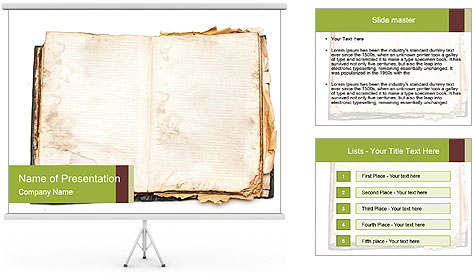 0000082921 PowerPoint Template