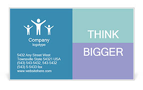 0000082922 Business Card Template