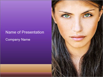 0000082928 PowerPoint Templates - Slide 1