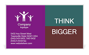 0000082937 Business Card Template