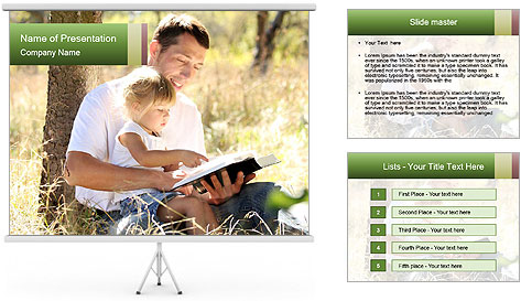 0000082941 PowerPoint Template