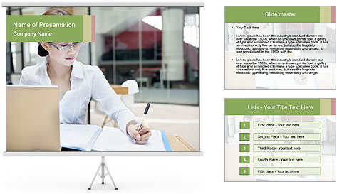 0000082942 PowerPoint Template