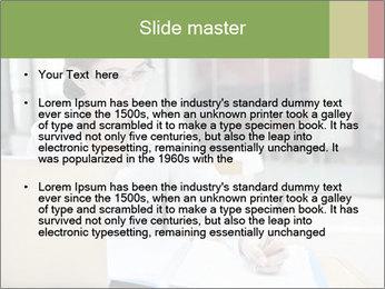 0000082942 PowerPoint Templates - Slide 2