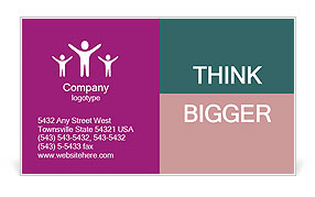 0000082946 Business Card Template