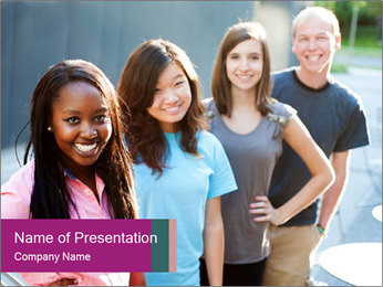 0000082946 PowerPoint Templates - Slide 1