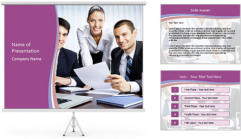 0000082947 PowerPoint Template