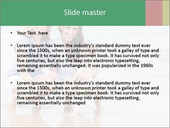 0000082948 PowerPoint Templates - Slide 2