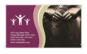 0000082951 Business Card Template