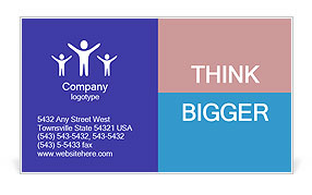 0000082957 Business Card Template