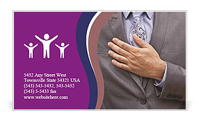 0000082962 Business Card Template