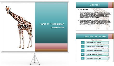 0000082964 PowerPoint Template