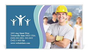 0000082972 Business Card Template