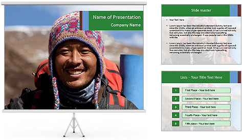 0000082975 PowerPoint Template
