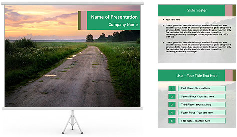 0000082980 PowerPoint Template