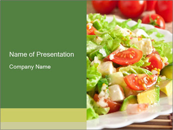 0000082984 PowerPoint Template - Slide 1