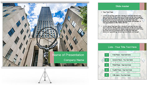 0000082985 PowerPoint Template