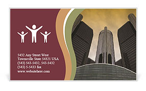 0000082988 Business Card Template