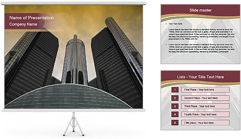 0000082988 PowerPoint Template