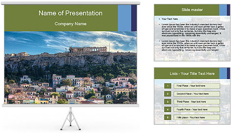 0000082994 PowerPoint Template