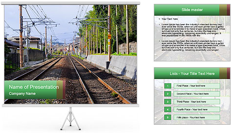 0000082995 PowerPoint Template