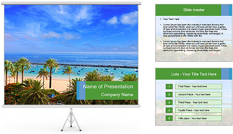 0000082997 PowerPoint Template