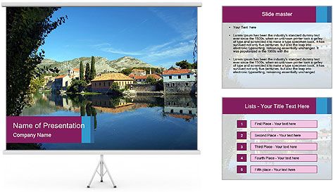 0000083001 PowerPoint Template