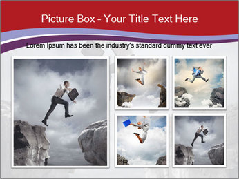 0000083003 PowerPoint Template - Slide 19