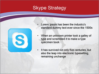 0000083003 PowerPoint Template - Slide 8