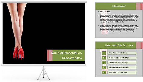 0000083007 PowerPoint Template