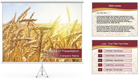 0000083010 PowerPoint Template