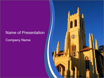 0000083014 PowerPoint Template - Slide 1