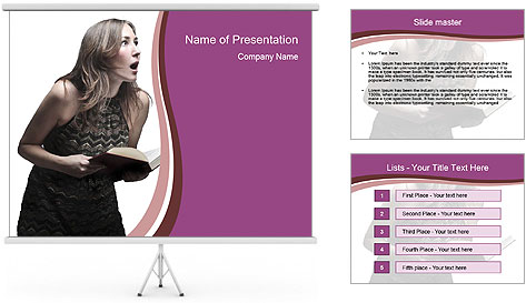 0000083017 PowerPoint Template