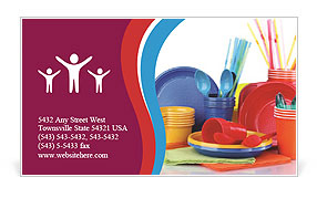 0000083019 Business Card Template