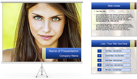 0000083025 PowerPoint Template