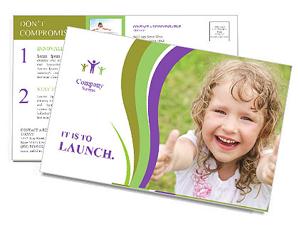 0000083027 Postcard Template