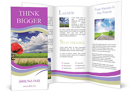 0000083030 Brochure Template