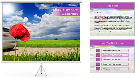 0000083030 PowerPoint Template