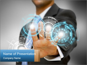 0000083038 PowerPoint Template - Slide 1