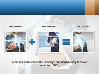 0000083038 PowerPoint Template - Slide 22