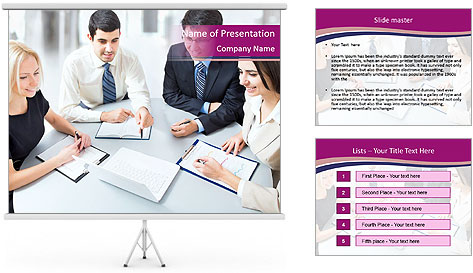 0000083039 PowerPoint Template