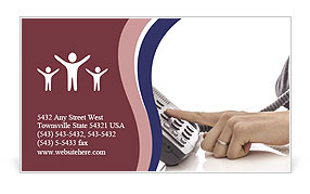 0000083040 Business Card Template