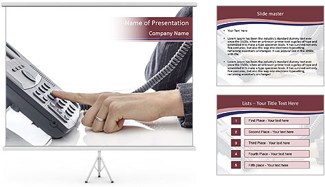 0000083040 PowerPoint Template