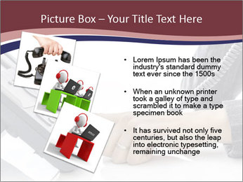 0000083040 PowerPoint Templates - Slide 17
