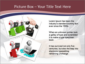 0000083040 PowerPoint Templates - Slide 23
